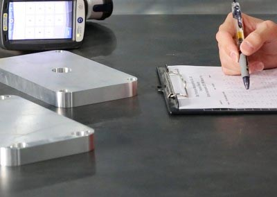 Positive Material Identification - Test Report