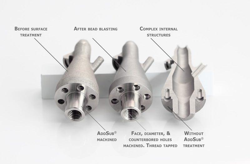 DMLM Manufacturing Parts