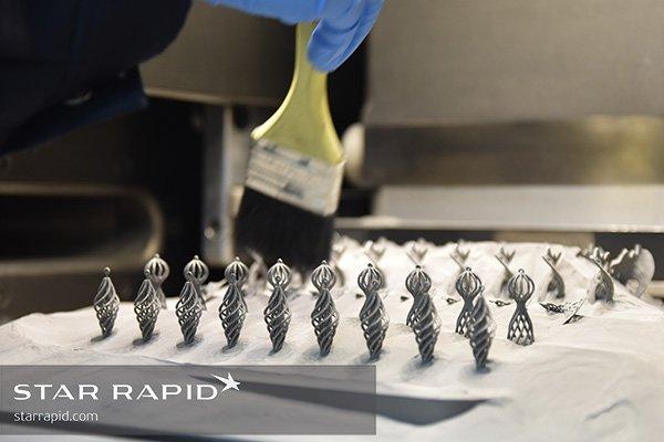 利用3D打印技术生产手板模型的七种方式
